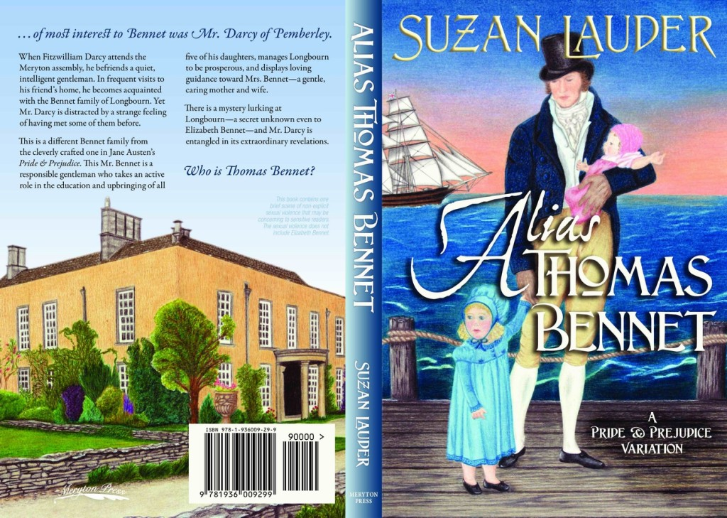 This book contains one brief scene of non-explicit sexual violence that may be concerning to sensitive readers. The sexual violence does not include Elizabeth Bennet. Available at popular booksellers. Meryton Press, Box 34, Oysterville, WA 98641