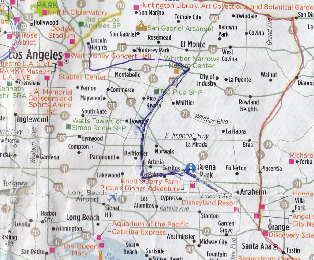LA to Orange with Zed auto resized