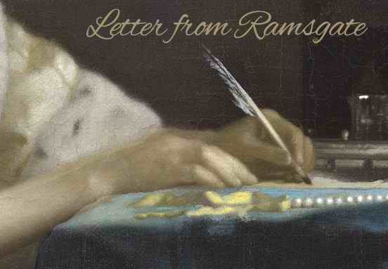 Letter from Ramsgate signature photo