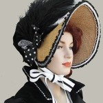 Modern reproduction Poke bonnet