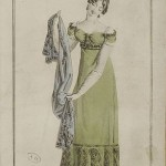 1812, Costume Parisien.