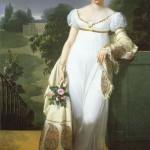 Felicite de Durfort von Merry-Joseph Blondel, 1808