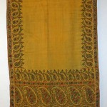 Shawl, cashmere and silk, 1800–1820, Metropolitan Museum of Art