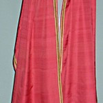 Silk shawl by Spitalfields, London, 1810-1815.