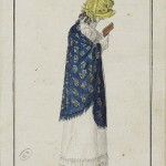 1810, Costume Parisien.