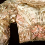 Silk spencer, 1810. Augusta Auctions.
