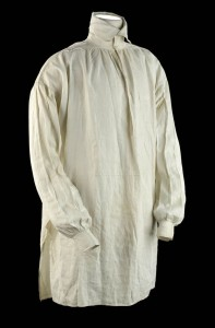 1807 men's shirt from The National Maritime Museum