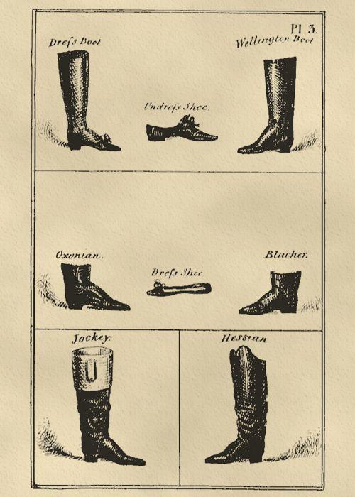 Regency Footwear