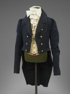 Suit, 1815-1820, The Victoria & Albert Museum.