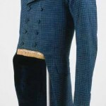 Regency tailcoat 1815, Metropolitan Museum of Art