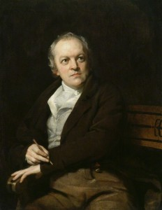 William Blake, by Thomas Phillips, oil on canvas, 1807.