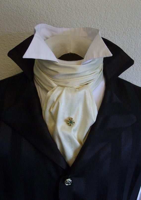 The Regency Gentleman And His Cravat Road Trips With The