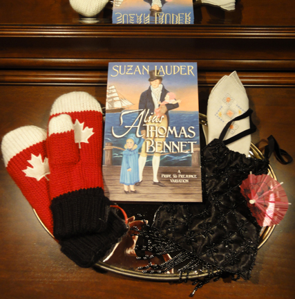 Then Comes Winter Launch Party giveaway Suzan Lauder1
