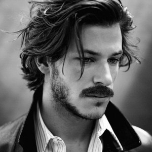 French actor Gaspard Ulliel.