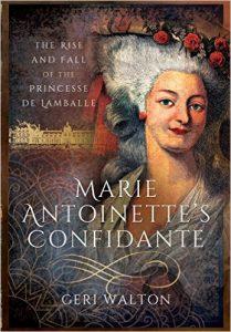 marie-antoinettes-confidante-by-geri-walton-cover